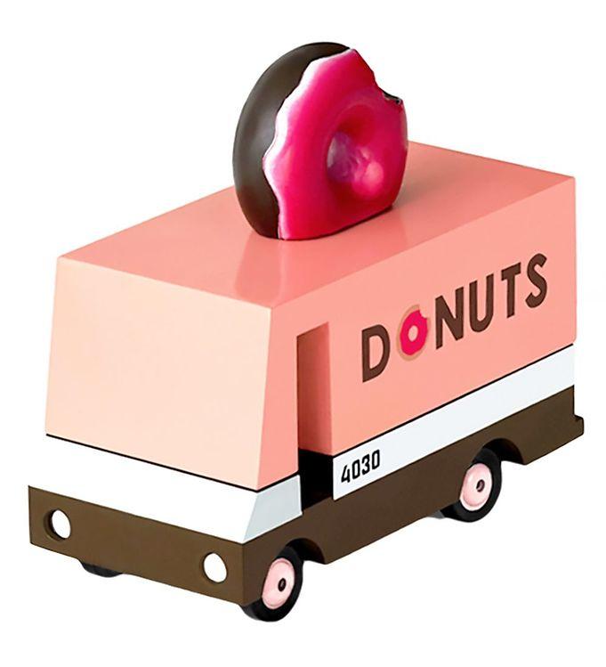 Image of Candylab Bil - Donut Van - F702 (SC727)