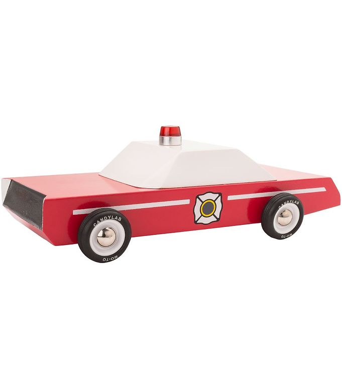 Image of Candylab Bil - 18,3 cm - Americana - Fire Chief (SC728)