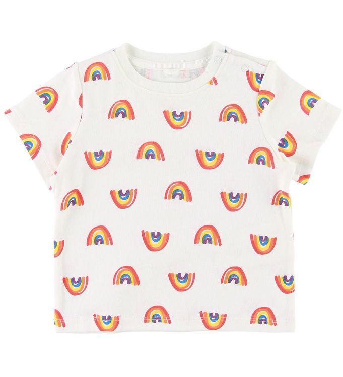 Image of Stella McCartney Kids T-shirt - Rainbow (SC830)