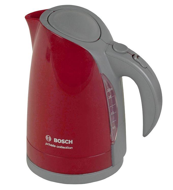 Image of Bosch Mini Elkeddel - Legetøj - Rød (SD023)