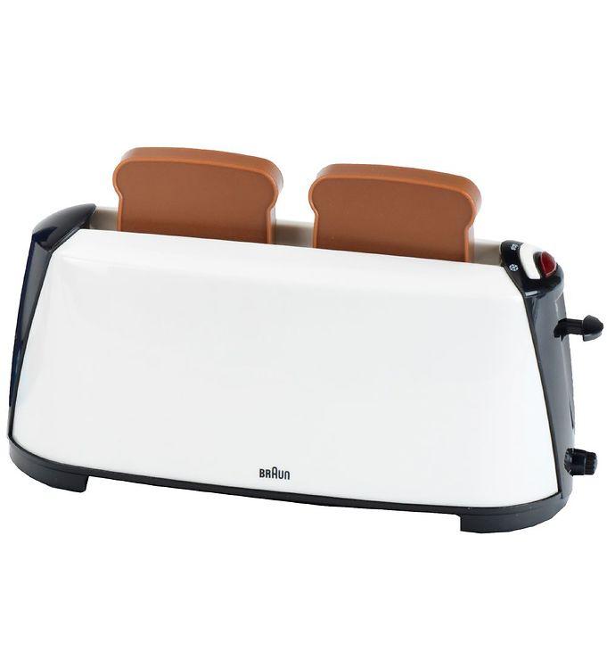 Image of Braun Toaster - Legetøj - Hvid (SD024)