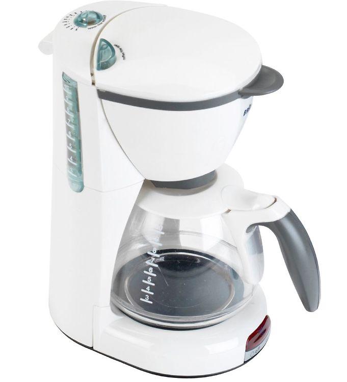 Image of Braun Kaffemaskine - Legetøj - Hvid (SD032)