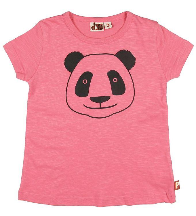 Image of DYR T-shirt - Wildlife - Rosie Panda (SD518)