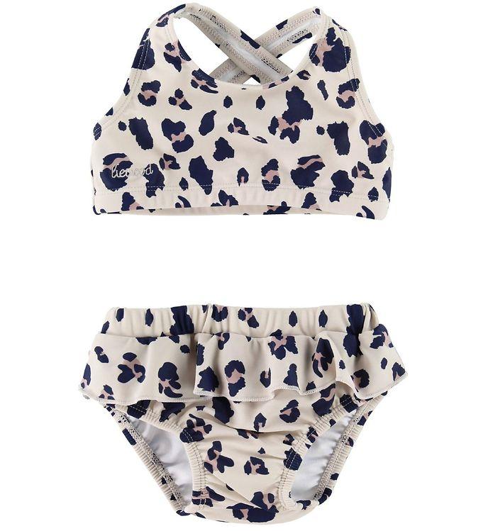 Image of Liewood Bikini - UV50+ -Juliet - Leo Beige Beauty (SD712)
