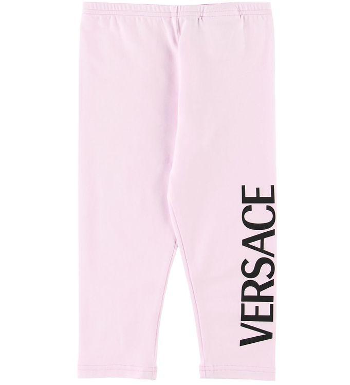 Image of   Versace Leggings - Rosa