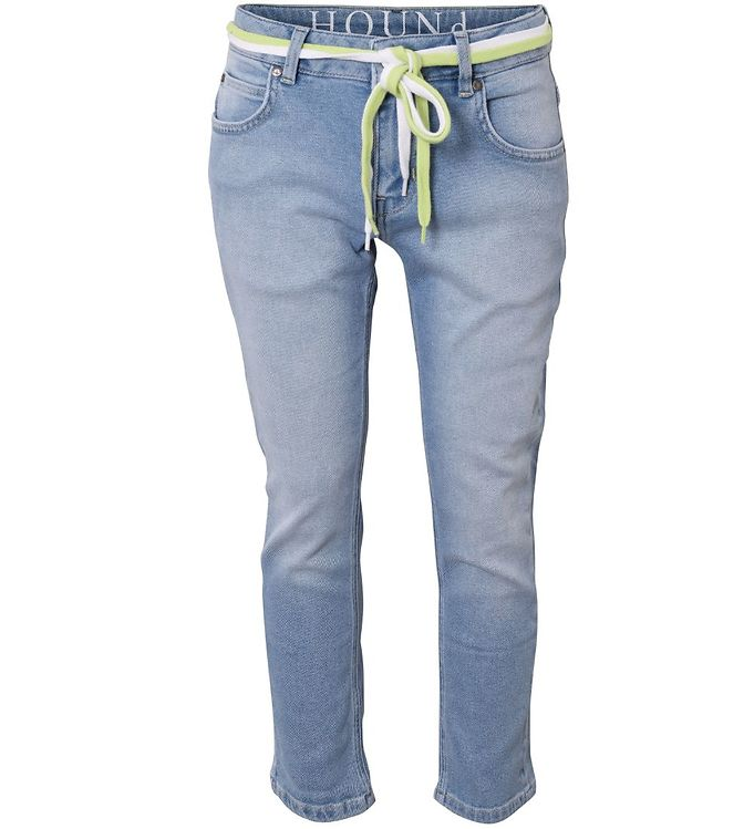 Image of Hound Jeans - Straight - Used Blue Denim (SD912)