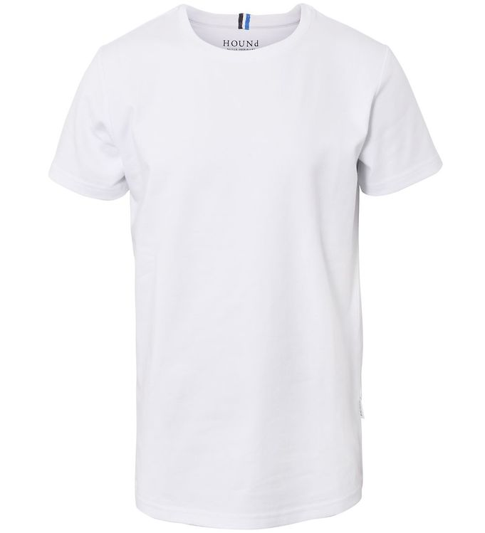 Image of Hound T-Shirt - Basic - Hvid (SD923)