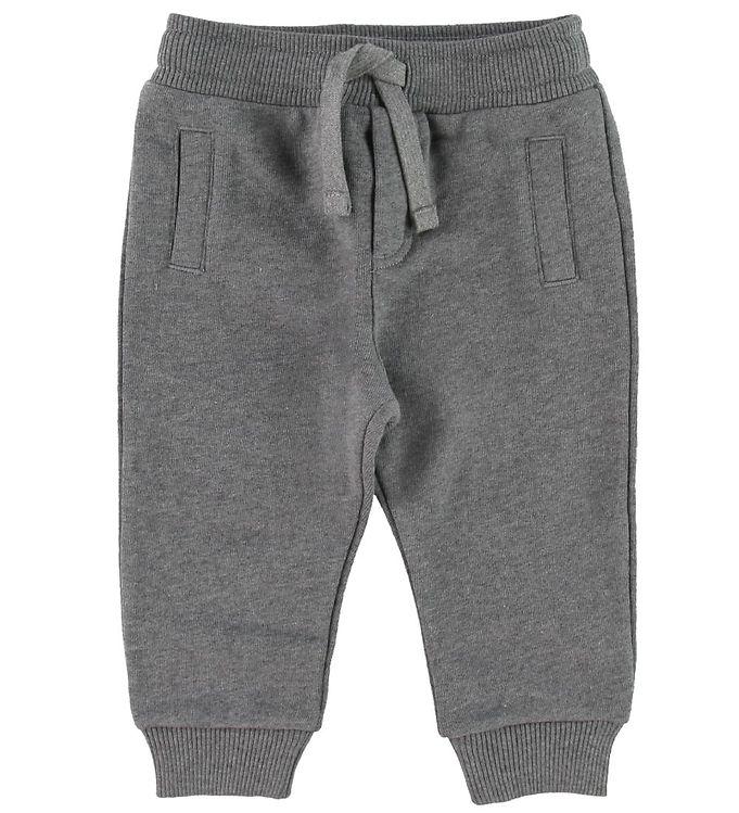 Image of Dolce & Gabbana Sweatpants - Gråmeleret (SD967)