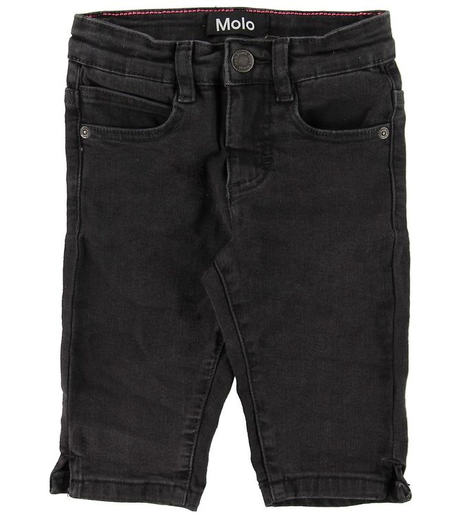 Image of Molo Jeans - Alvina - Washed Black (SE007)