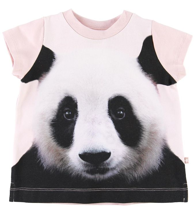 Image of Molo T-shirt - Elly - Baby Pandis (SE063)