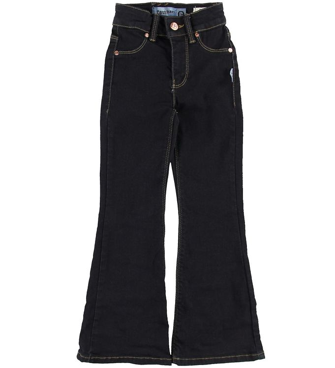 Image of Cost:Bart Flared Jeans - Dark Blue Wash (SE352)