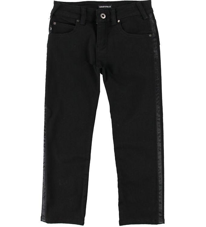 Image of Emporio Armani Jeans - Sort (SE471)