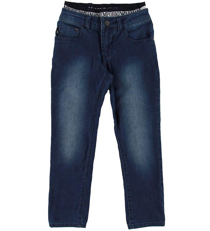 Image of Emporio Armani Jeans - Mørk Denim (SE472)
