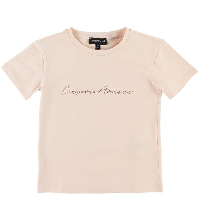 Image of Emporio Armani T-shirt - Pudder (SE479)