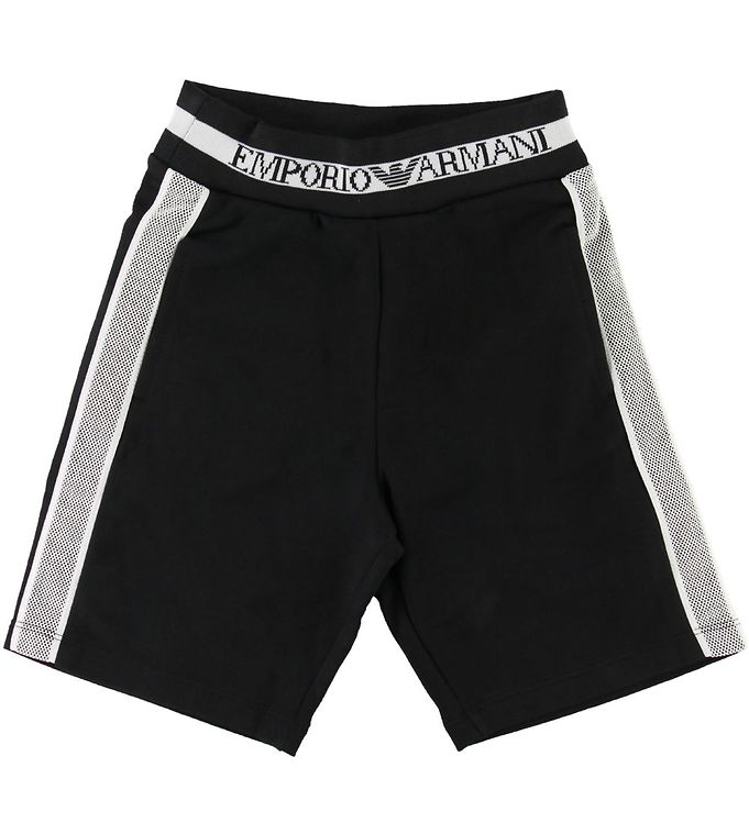 Image of Emporio Armani Shorts - Sort (SE481)