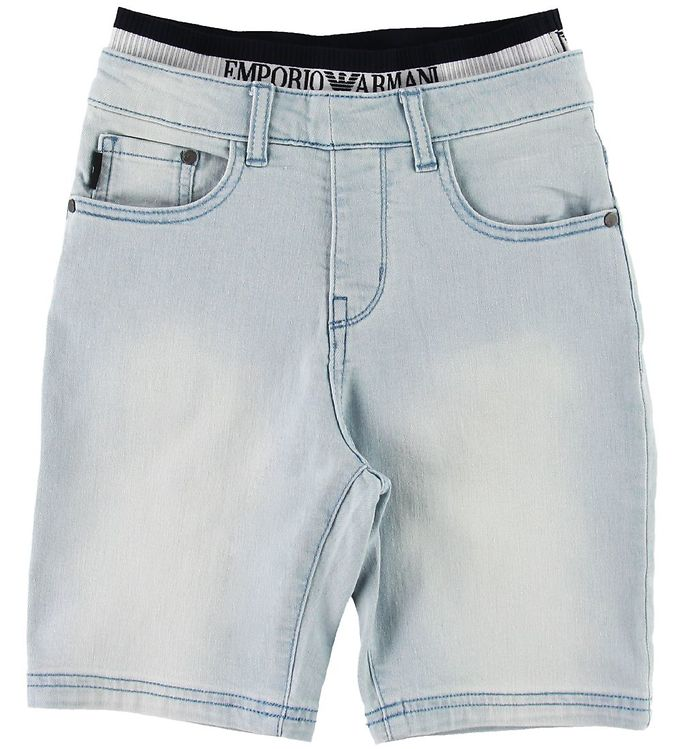 Image of Emporio Armani Shorts - Lys Denim (SE507)