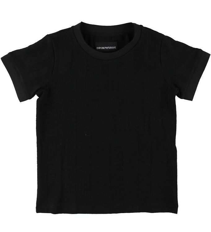 Image of Emporio Armani T-shirt - Sort (SE509)