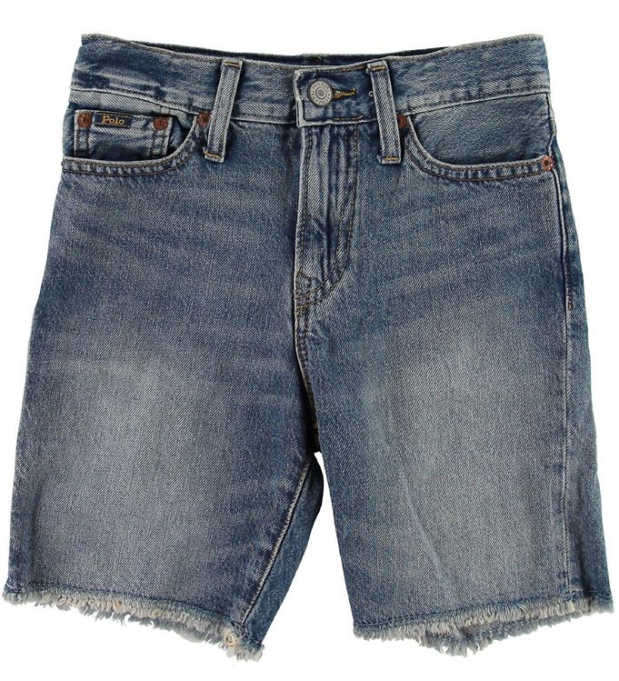 Image of Polo Ralph Lauren Shorts - Denim (SE649)