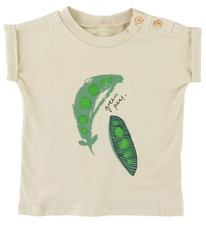 Image of Soft Gallery T-shirt - Frederick - Oyster Gray (SE779)