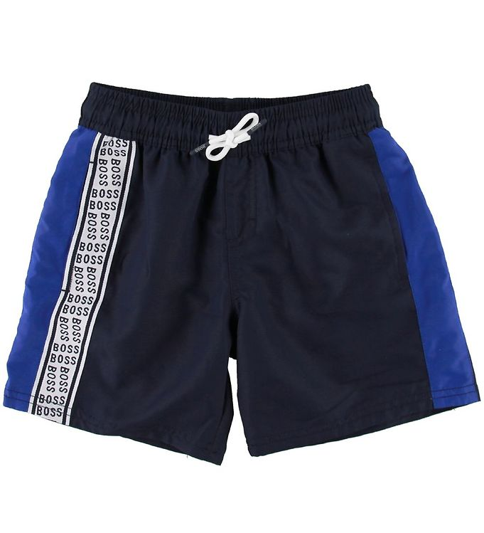 Image of BOSS Badeshorts - Athleisure - Navy (SE830)