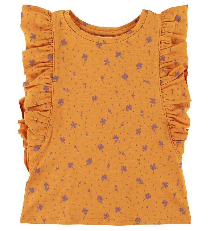 Image of Soft Gallery T-shirt - Aylin - Clover - Sunflower (SE854)
