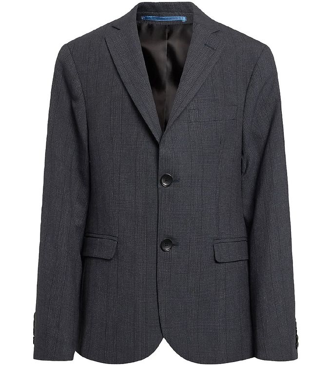 Image of Grunt Blazer - Kai - Blue Check (SE984)