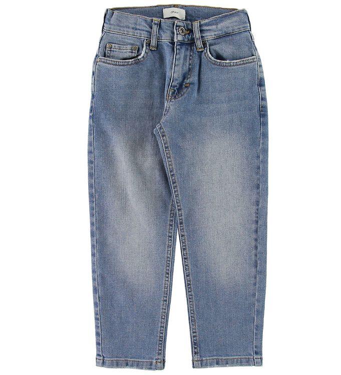 Image of Grunt Jeans - Clint - Blå denim (SF106)