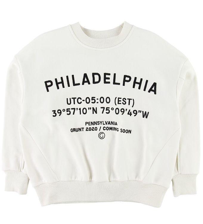 Image of Grunt Sweatshirt - Alberte - Creme (SF127)