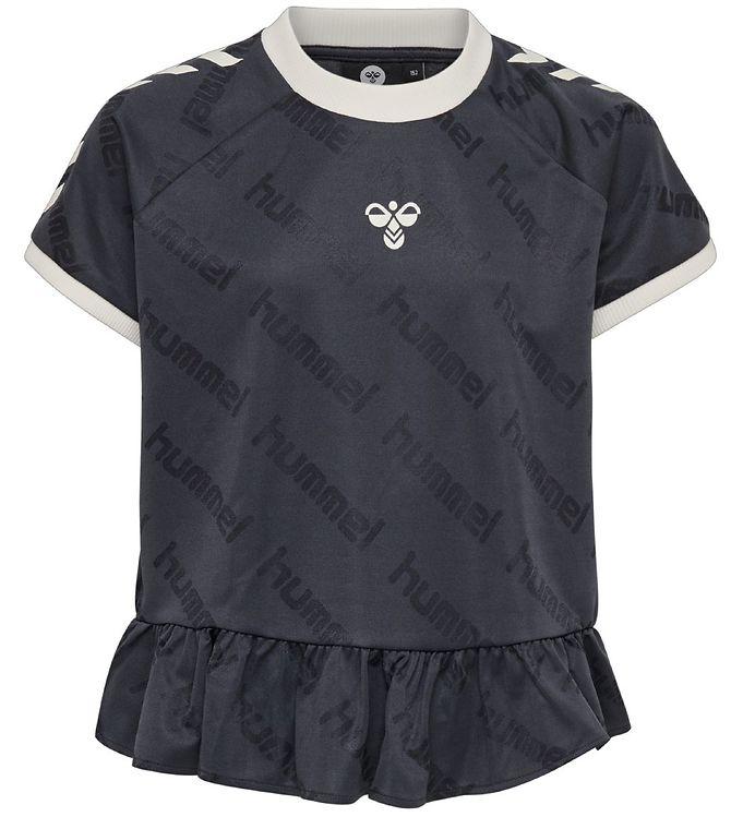 Image of Hummel Teens T-shirt - HMLSara - Navy (SF560)