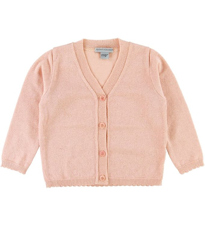 Image of MP Cardigan - Rosa m. Glimmer (SF803)