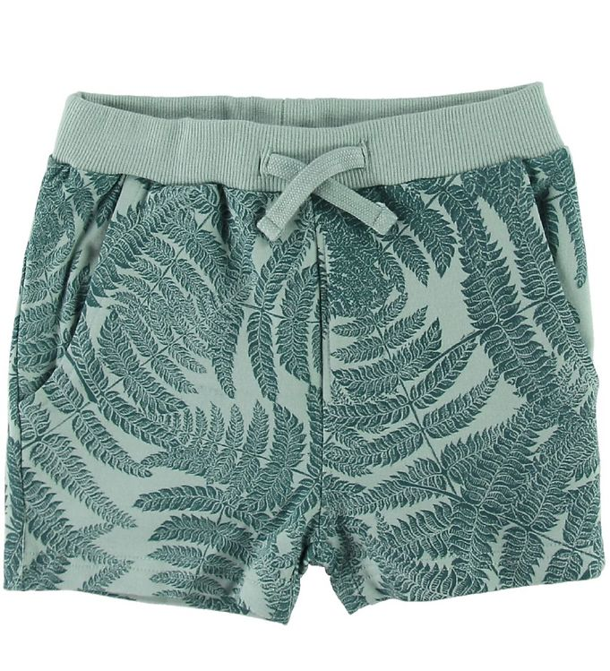 Image of En Fant Sweatshorts - Blue Surf (SG922)