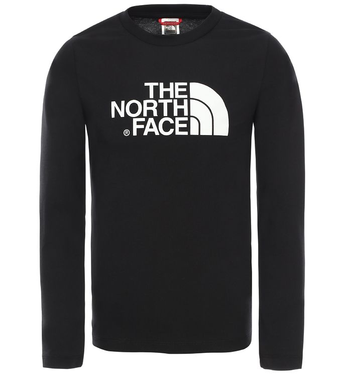 Image of The North Face Bluse - Sort m. Logo (SH522)