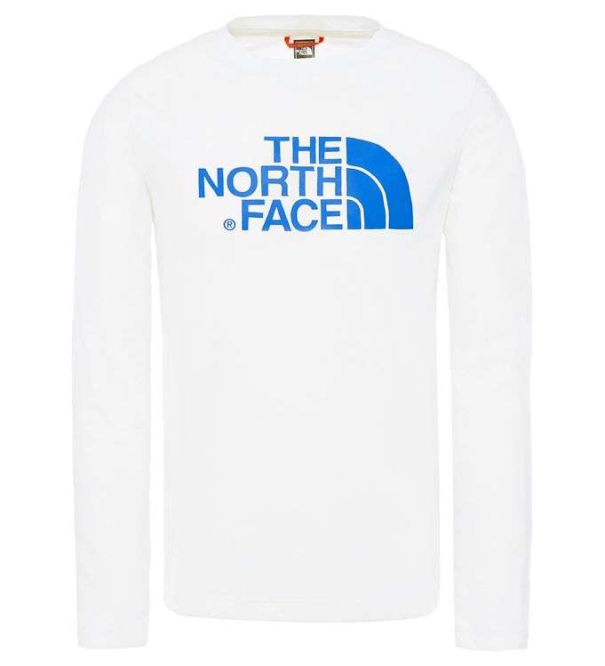 Image of The North Face Bluse - Hvid m. Logo (SH523)