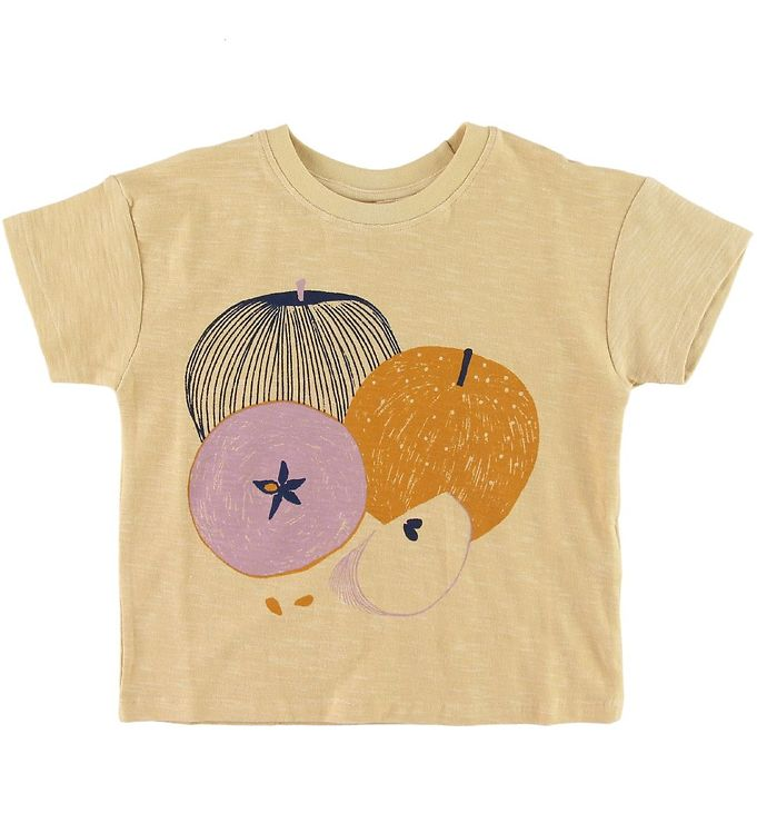 Image of Soft Gallery T-shirt - Dharma - Fruits - Jojoba (SH691)