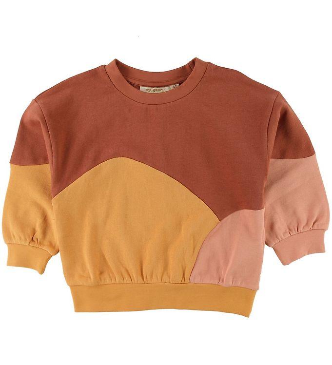 Image of Soft Gallery Sweatshirt - Drew - Scenery Girl (SH726)