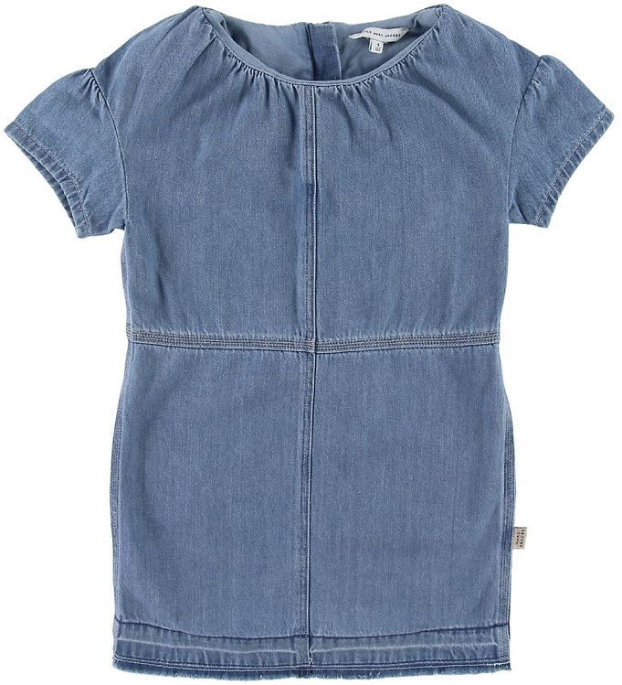 Image of Little Marc Jacobs Kjole - Blå Denim (SH977)