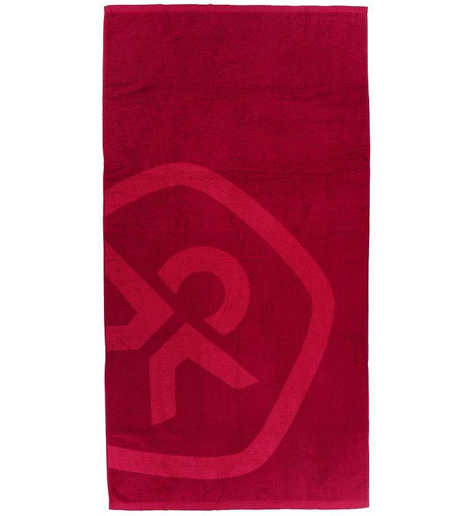 Image of Color Kids Håndklæde - Dea - Raspberry (SI276)