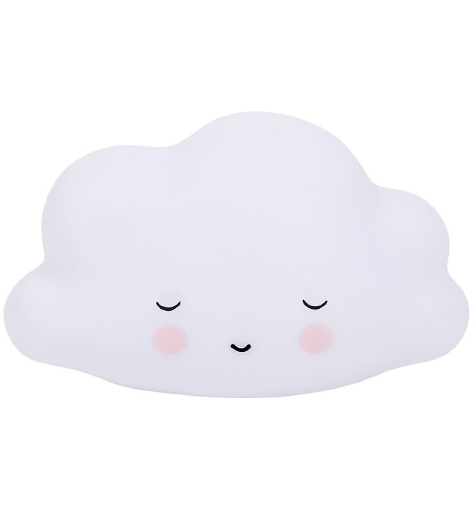 Image of A Little Lovely Company Natlampe - Sleeping Cloud (SI569)
