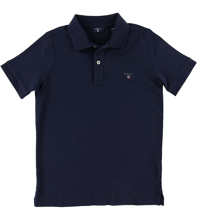 Image of GANT Polo - The Original - Navy (SI608)