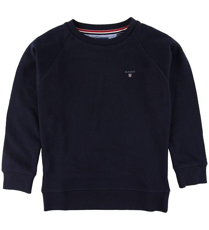 Image of GANT Sweatshirt - The Original - Navy (SI616)