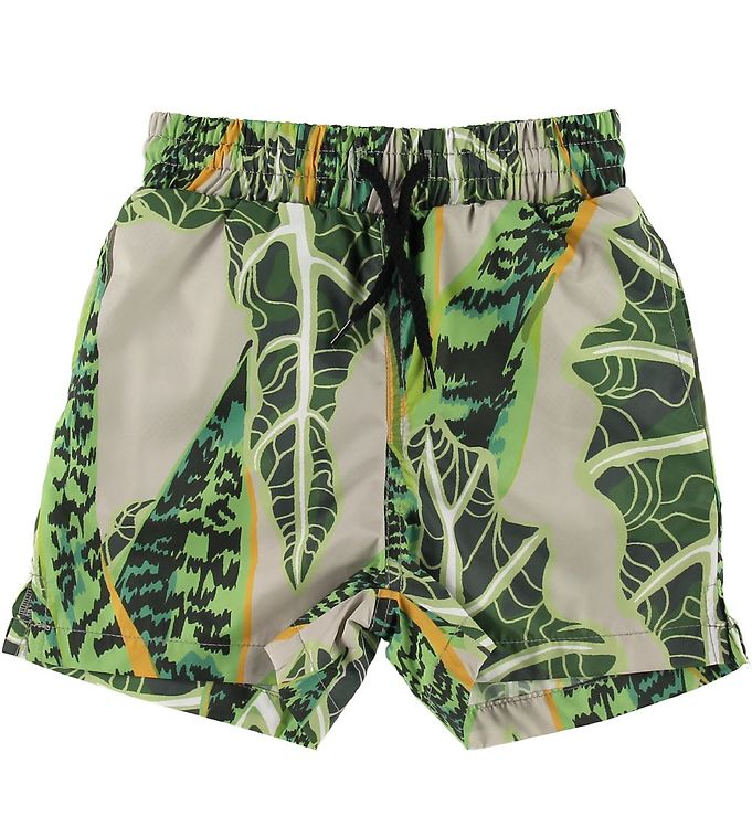 Image of Sometime Soon Badeshorts - Splash - Jungleprint (SI669)