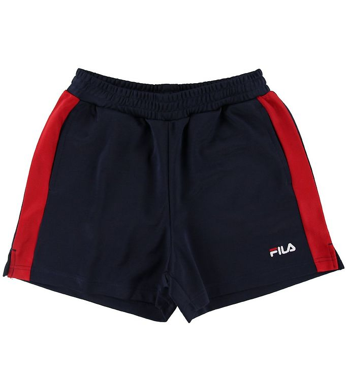 Image of Fila Shorts - Belen - Navy/Rød (SI733)