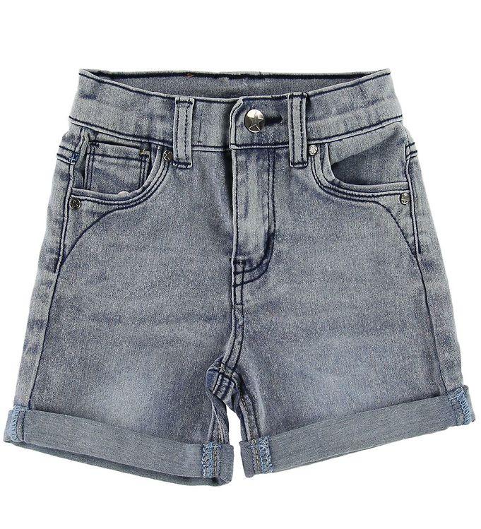 Image of En Fant Shorts - Blå Denim (SI899)