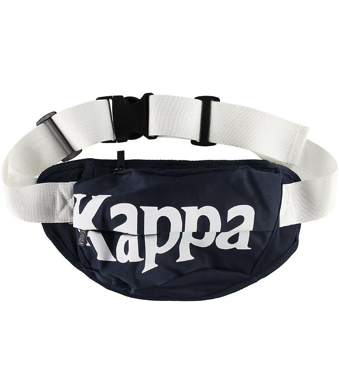 Image of Kappa Bæltetaske - Authentic Cabala - Navy/Gul/Hvid (SJ399)