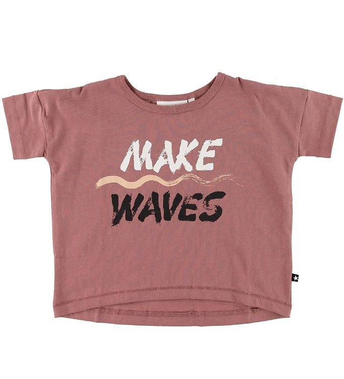 Image of Molo T-shirt - Raessa - Make Waves (SJ608)