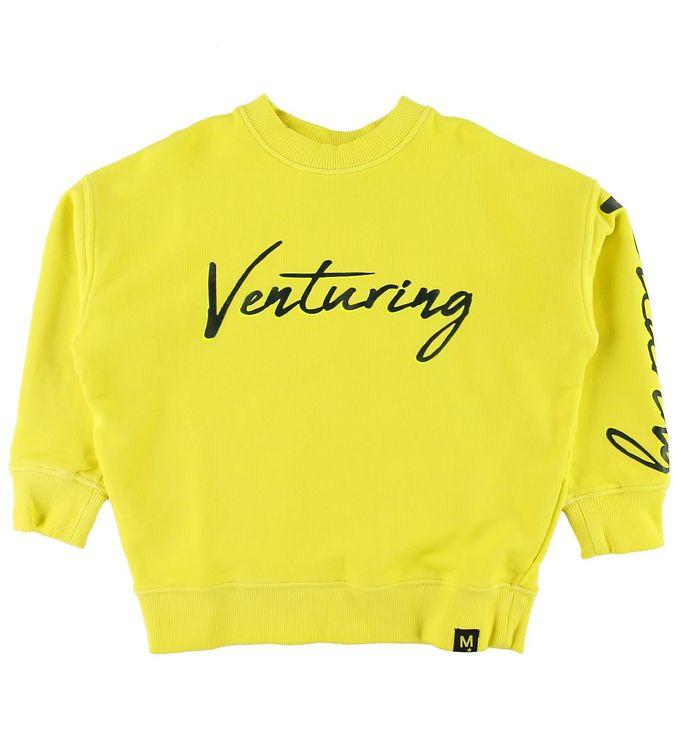 Image of Molo Sweatshirt - Max - Lemon (SJ610)