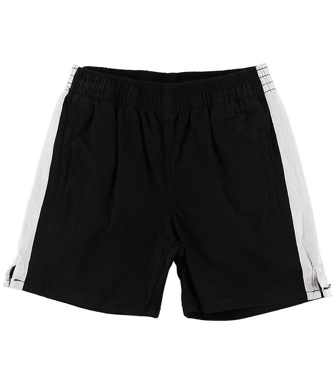 Image of Molo Shorts - Anchor - Sort (SJ617)