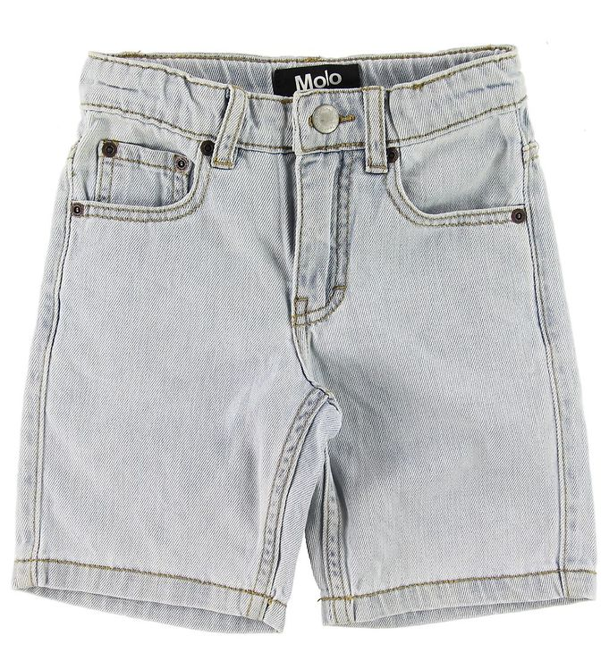 Image of Molo Shorts - Adrik - Even Pale Wash (SJ622)