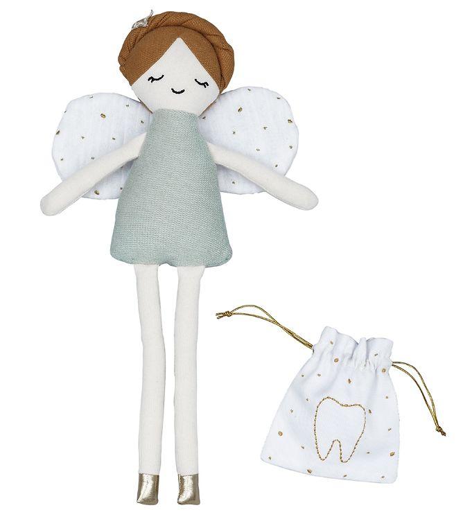 Image of Fabelab Dukke - 30 cm - Tooth Fairy (SJ655)