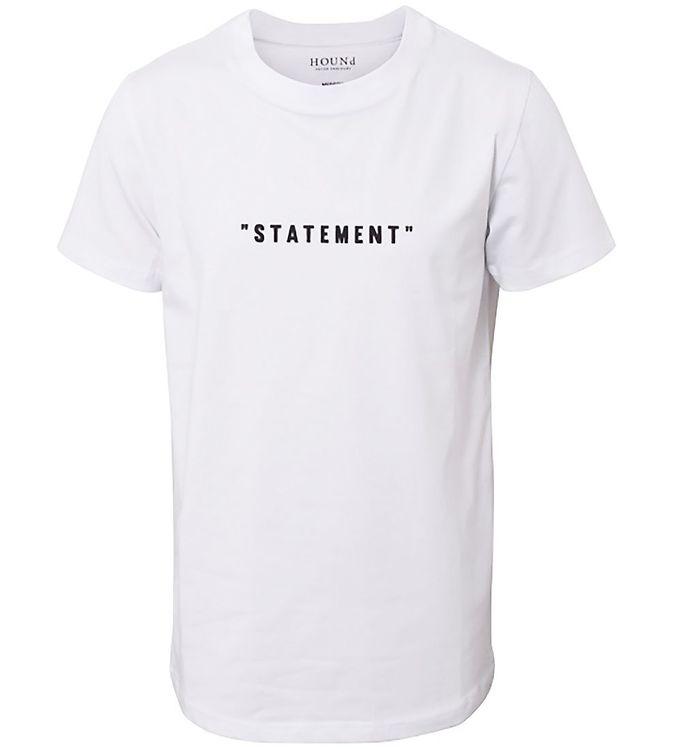 Image of Hound T-shirt - Hvid (SK436)